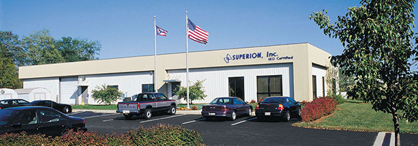 Superion, Inc building in Xenia, OH