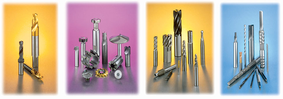 A Selection of our Rotary Cutting Tools
