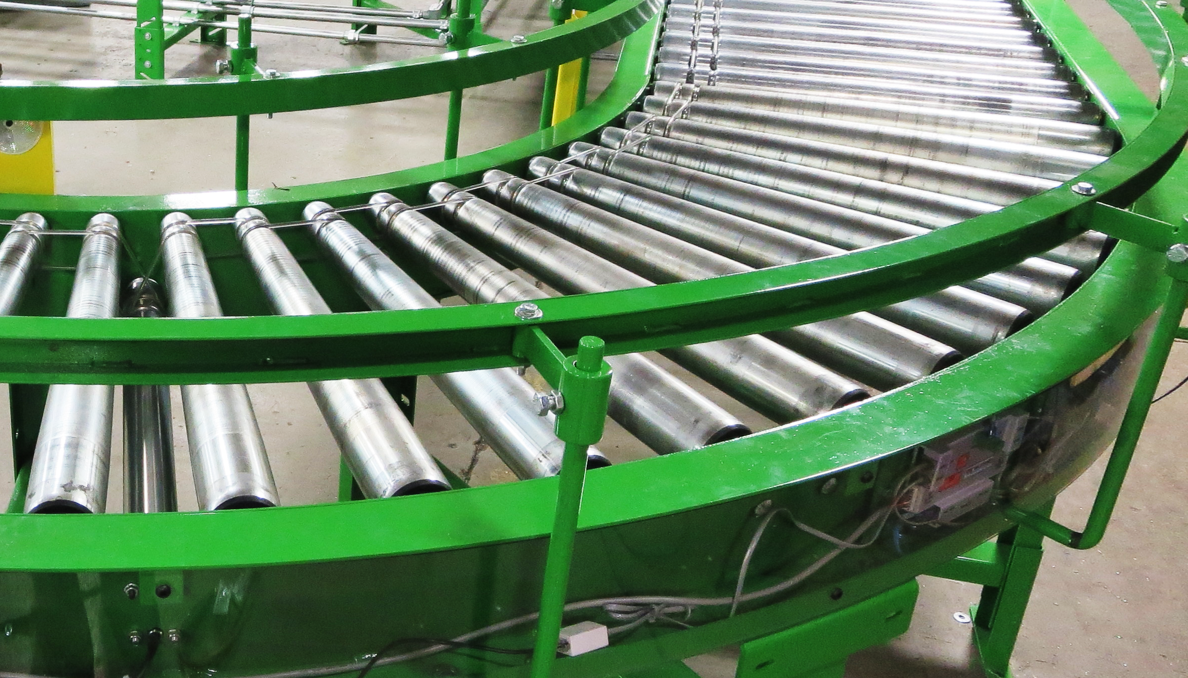 Quick (and somewhat obvious) Accumulation Conveyor Safety Tips