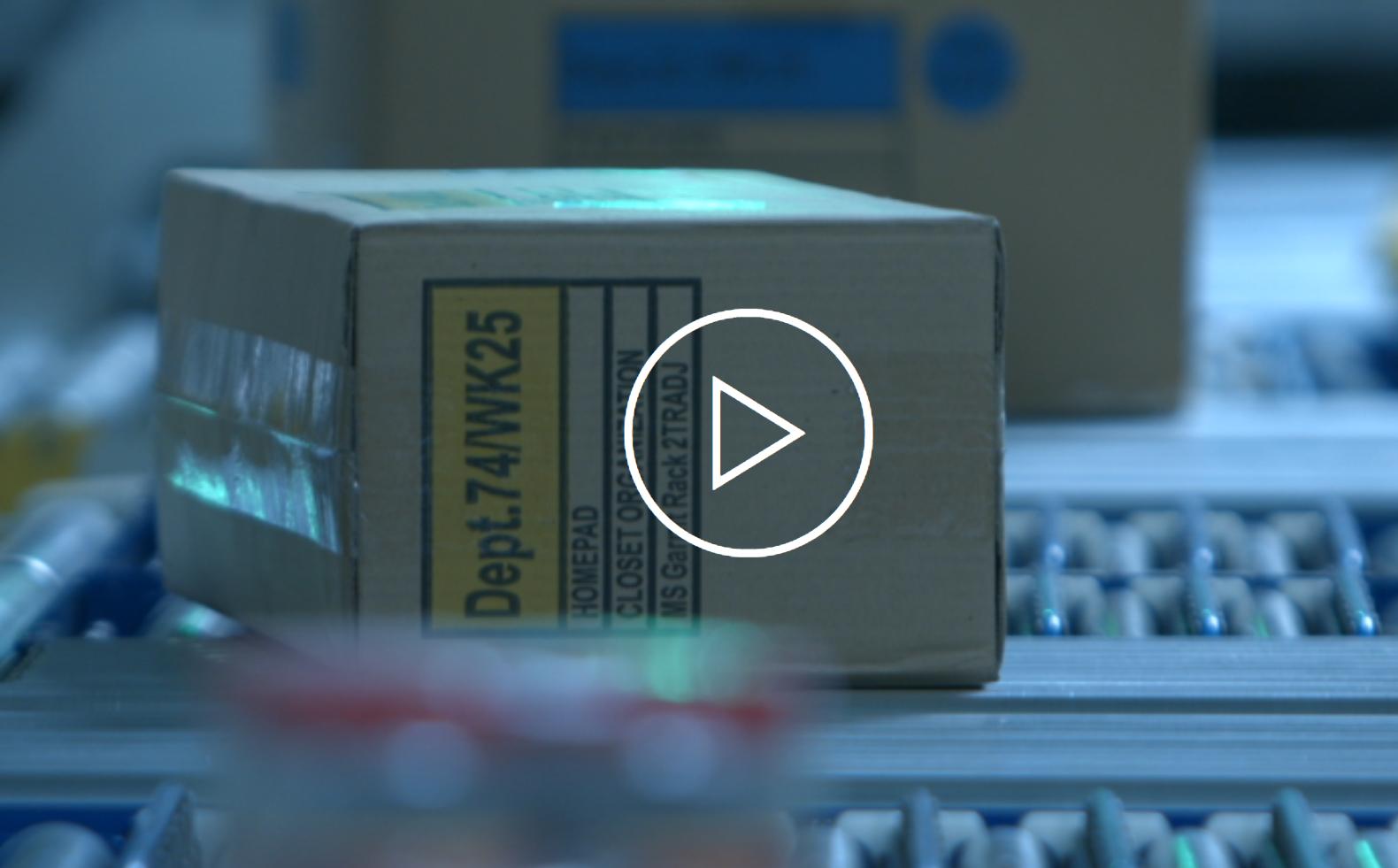 Walmart's New FAST Unloader Shows Intelligence of Motor-Driven Roller Conveyors