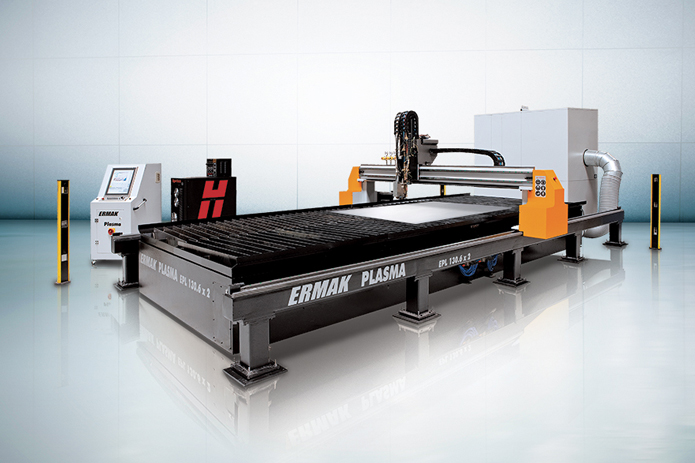 EPL Plasma Cutting Machine