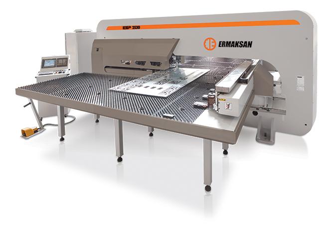 ETP CNC Turret Punch Press