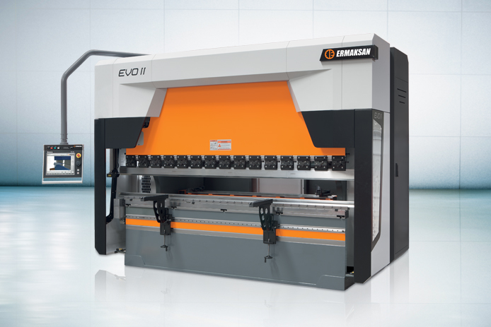 EVOLUTION II Hybrid Press Brake