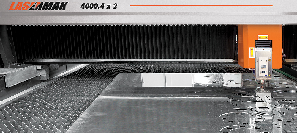 LASERMAK CO2 Laser Cutting Machine