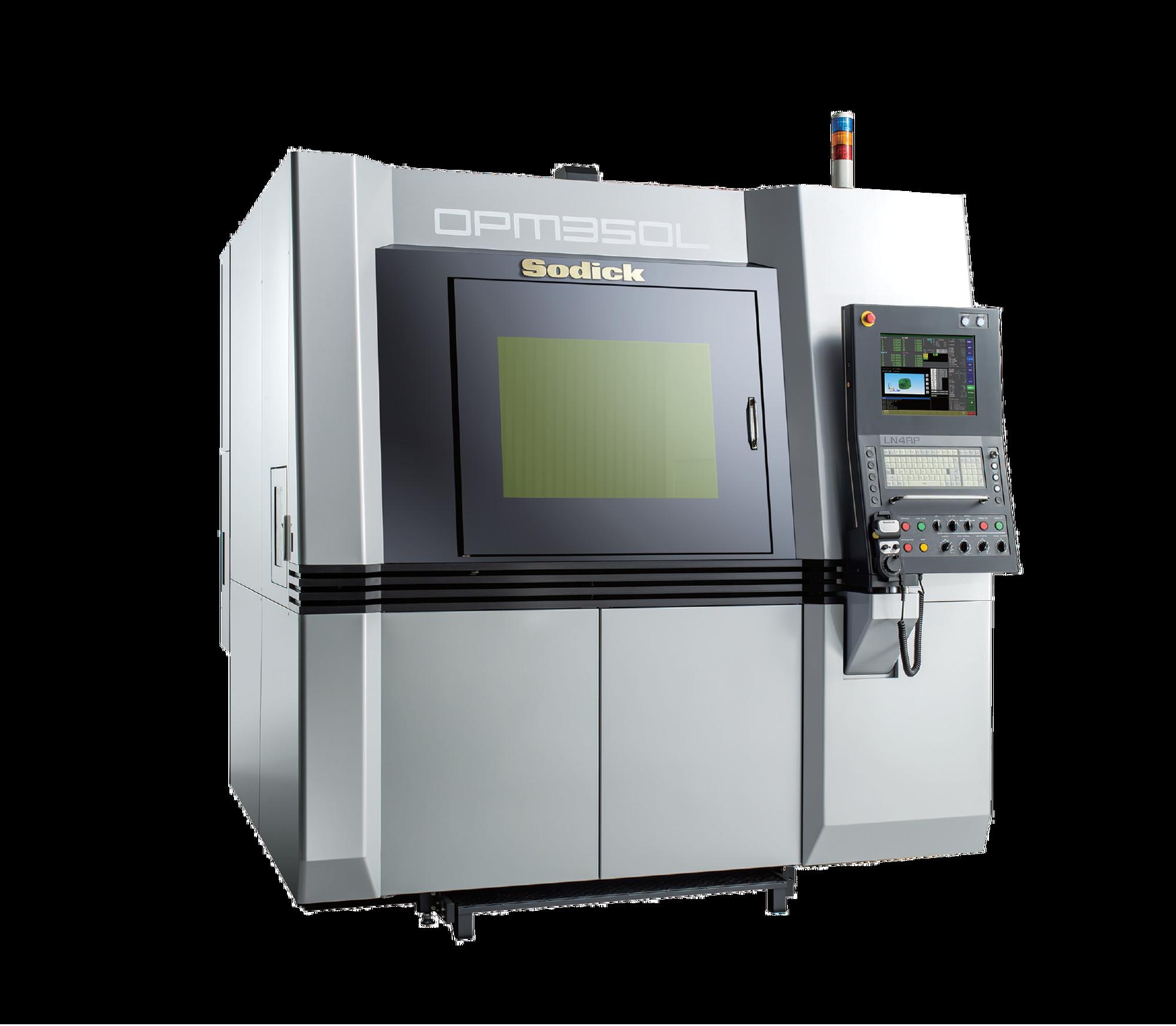 Metal 3D Printer | Additive | OPM