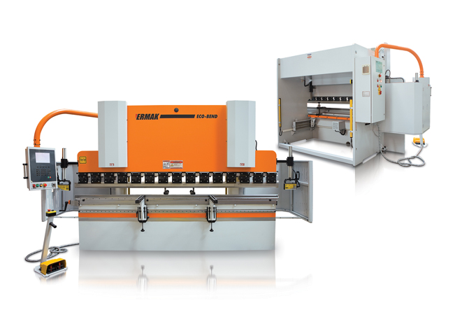 ECO-BEND EXPERT CNC Hydraulic Press Brake