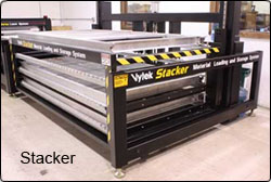 Vytek Laser Systems GX Stacker