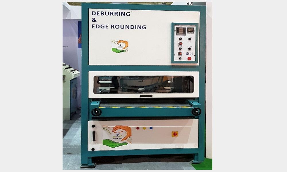 Valgro-Hyzer Classic Series Planetary Rotary BrushDeburring & Edge Rounding Machine