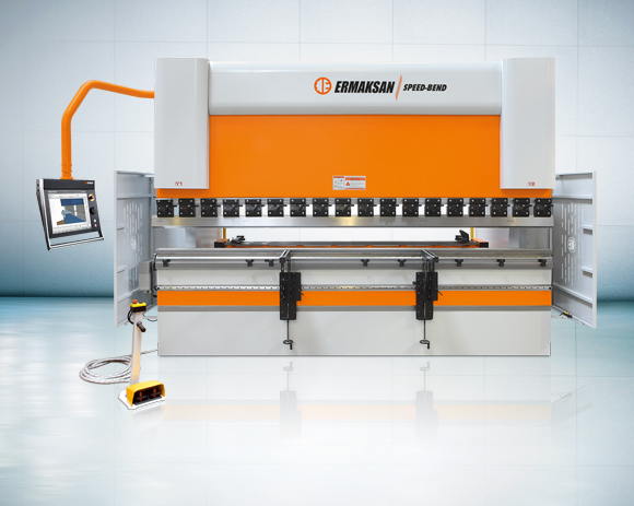 SPEED-BEND Synchronized Hydraulic Press Brake