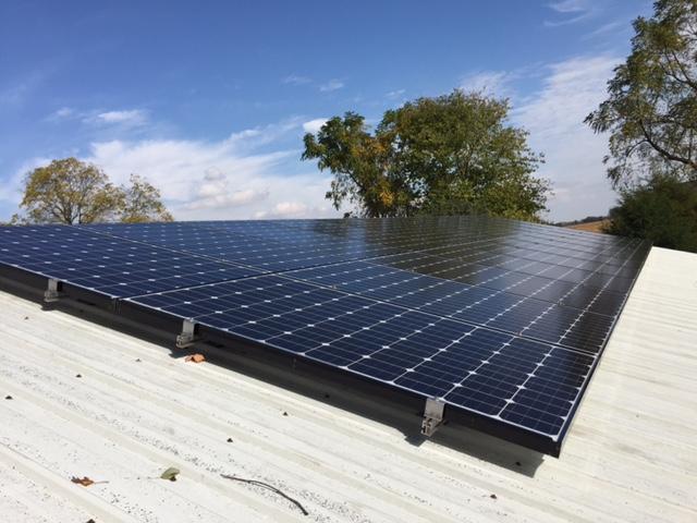 Solar Array, Rooftop Solar