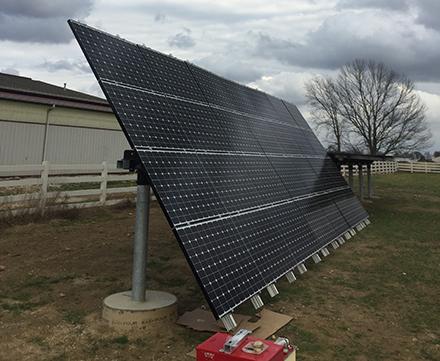 solar pv Ohio