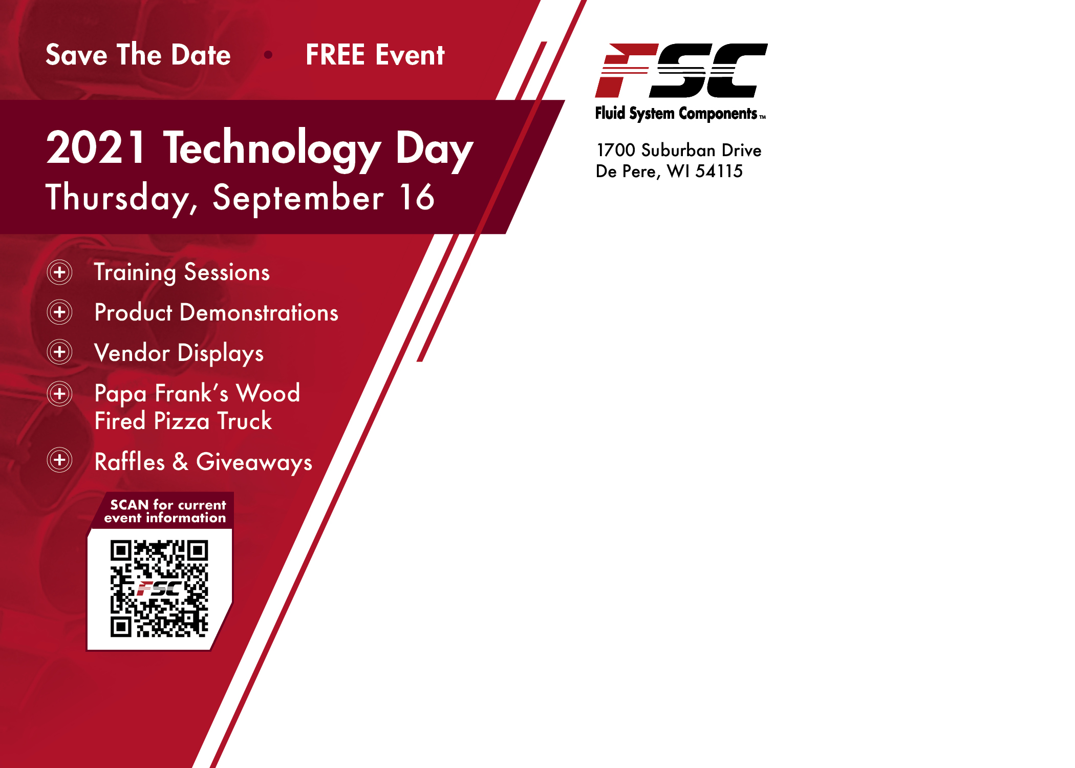 FSC Save the Date!