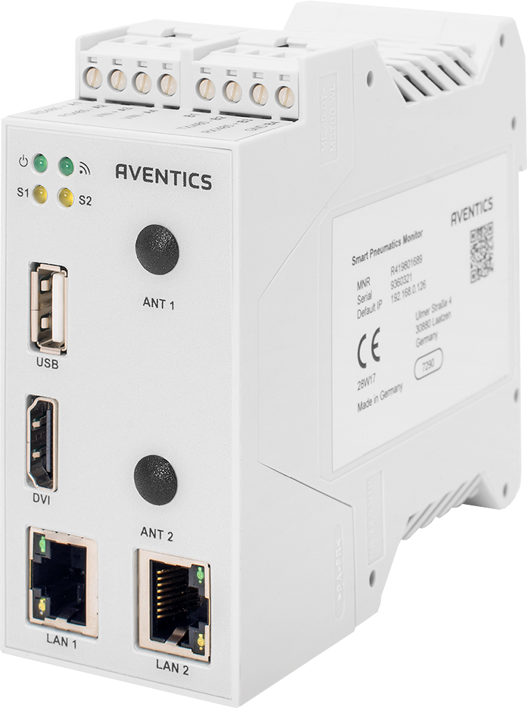 AVENTICS Smart Pneumatics Monitor SPM