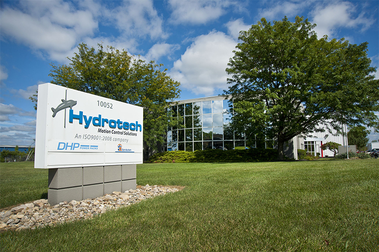 Hydrotech-Offices