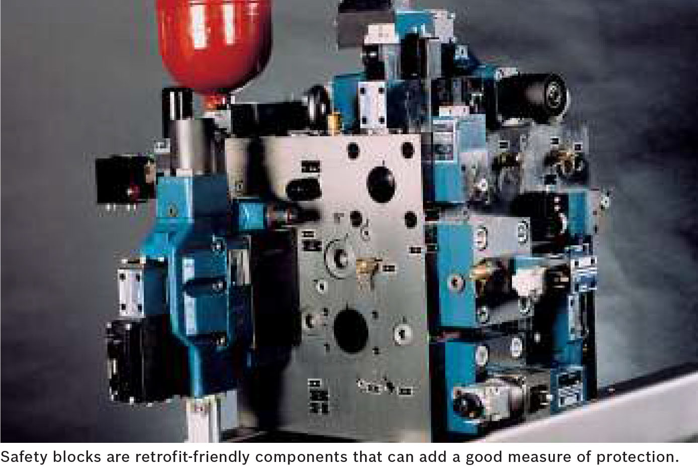 Bosch Rexroth Safety Block Retrofit
