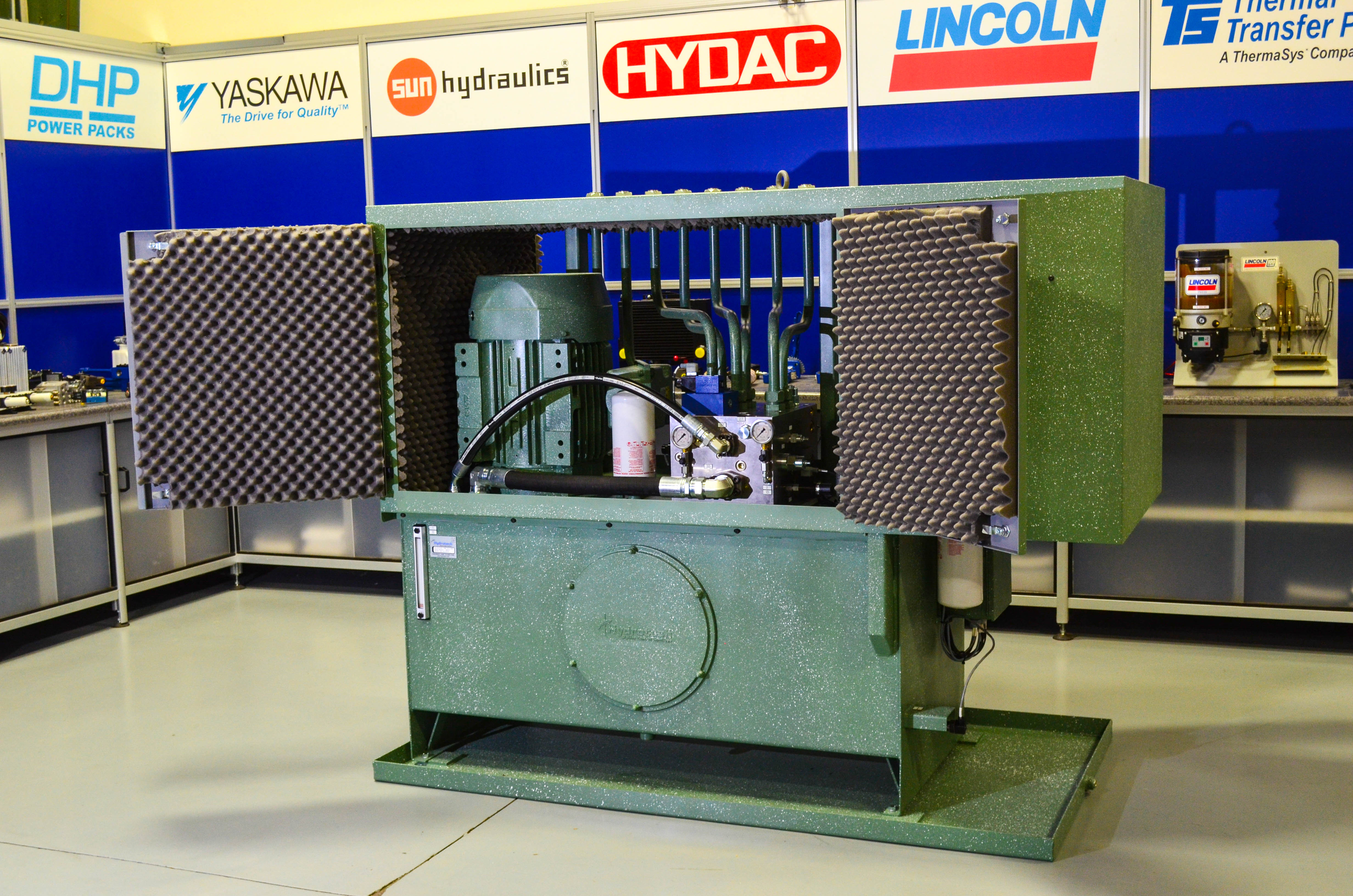7 Tips To Design The Right Hydraulic Power Unit Hydrotech Simple Press How Control Decompression In Often These Values Will Be