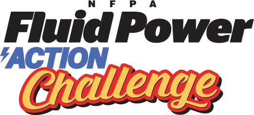 NFPA Fluid Power Action Challenge Logo