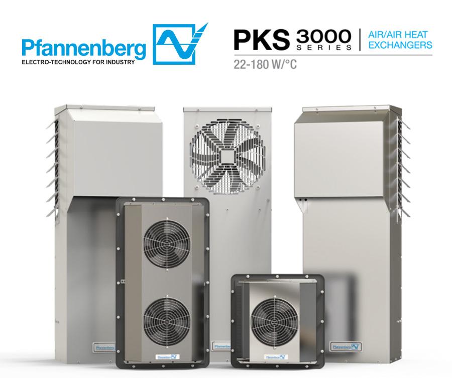Pfannenberg PKS 3000 Series