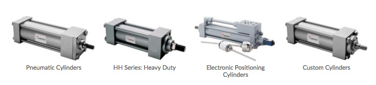 Sheffer Cylinder Products