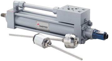 Sheffer Electronic Positioning Cylinder