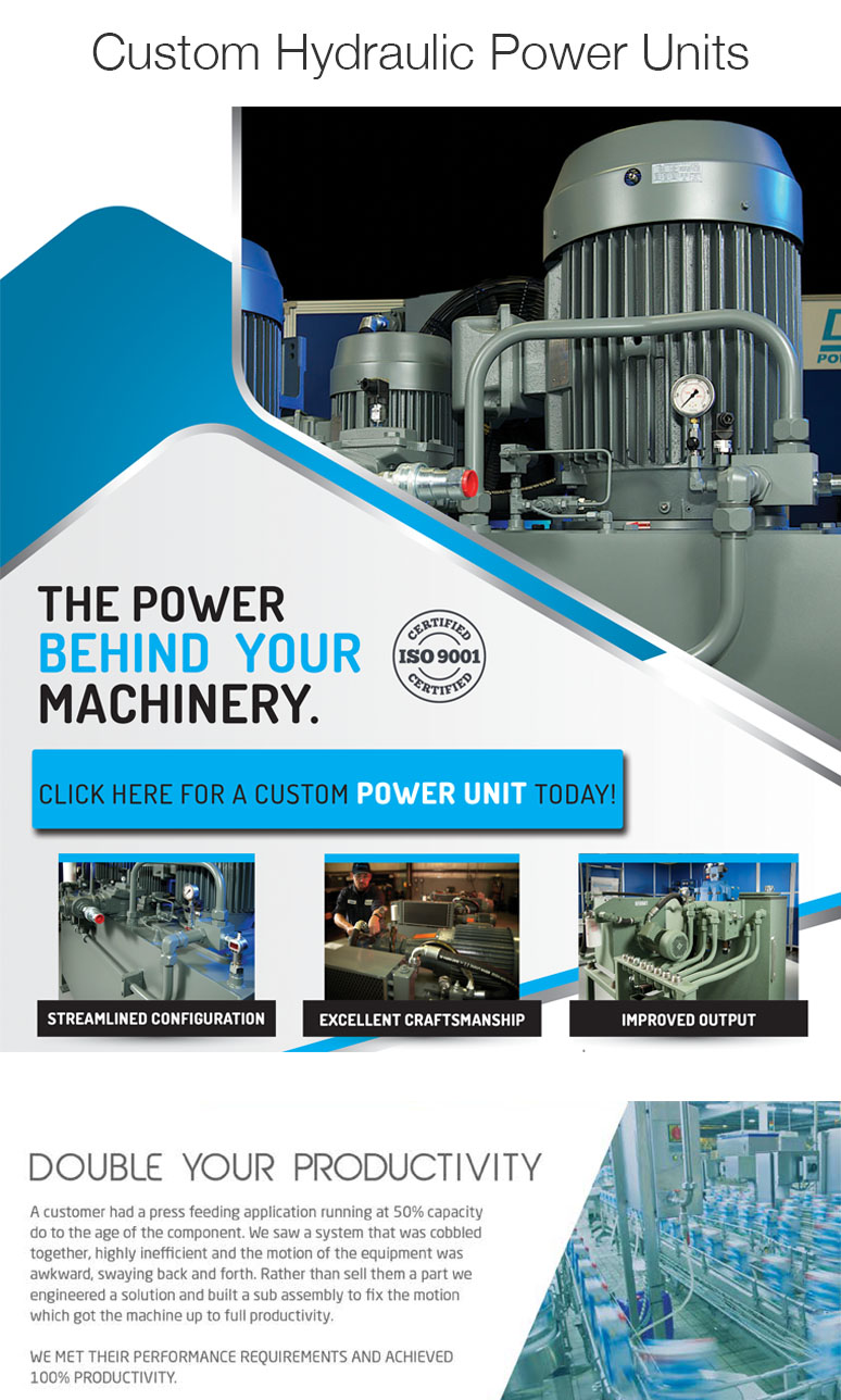 Engineered Systems Hydrotech Components For Advanced Power Control Unit Hydraulic Description Custom Panel Automation System Integration Or A Combination Of All We Coordinate These Groups To Produce Your As