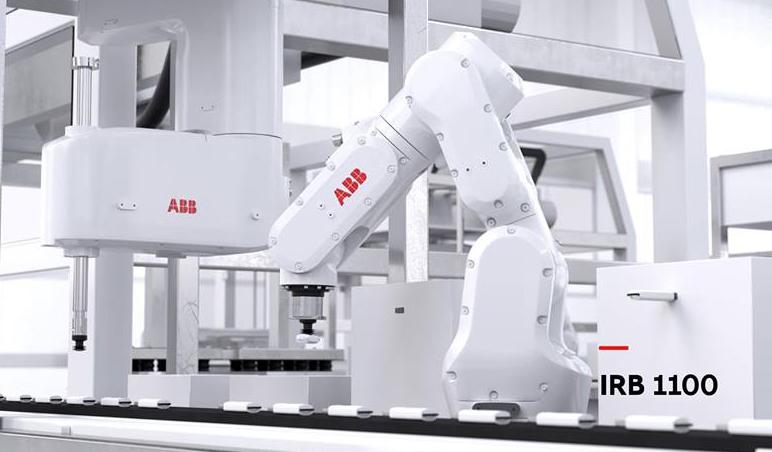 ABB Industrial Robot