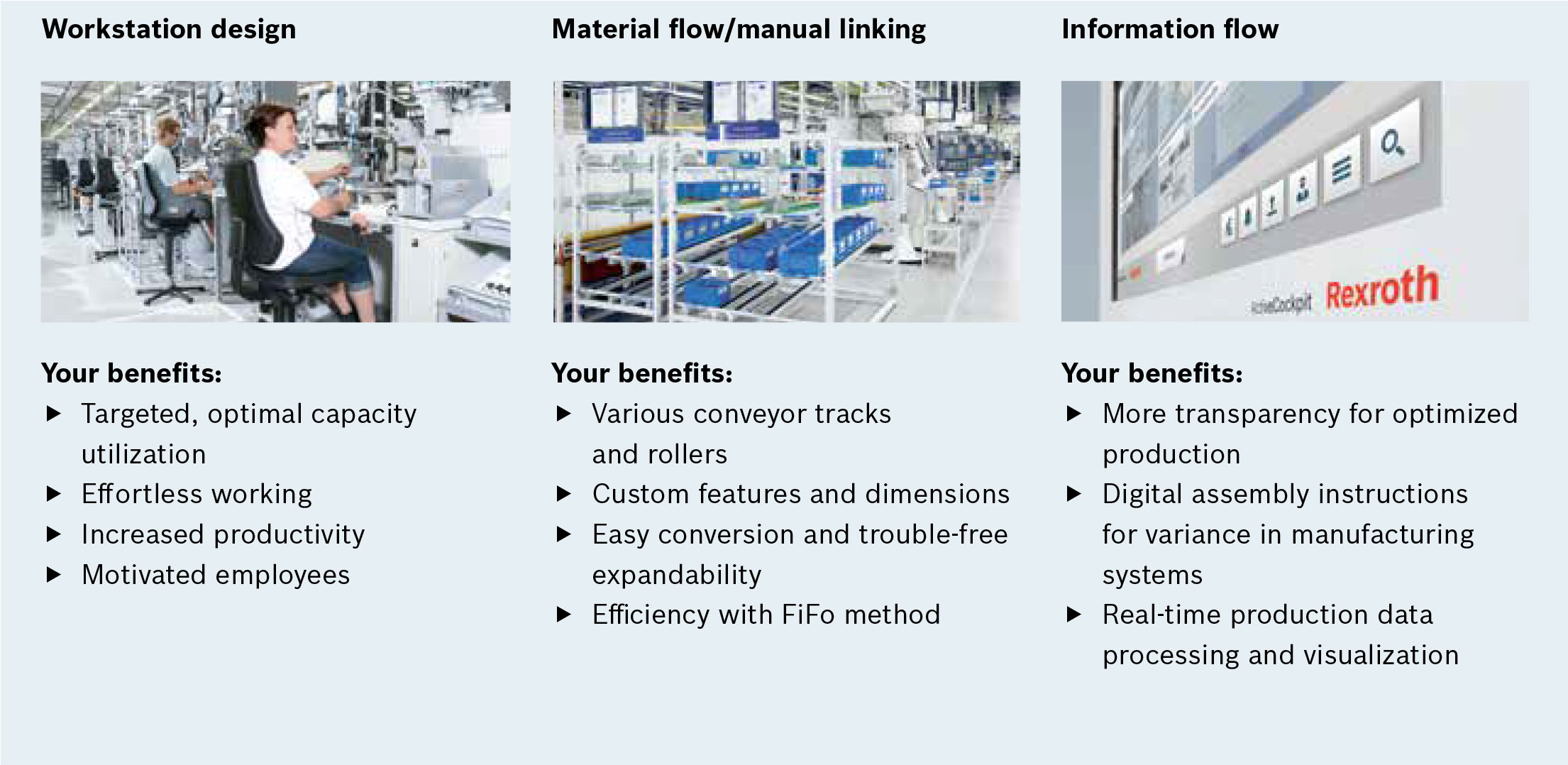 bosch rexroth manual production systems