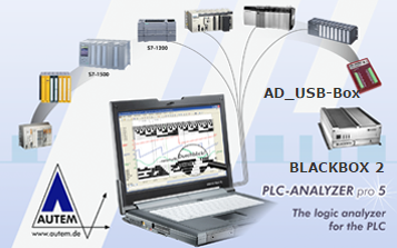 Autemn PLC Analyzer Pro 5