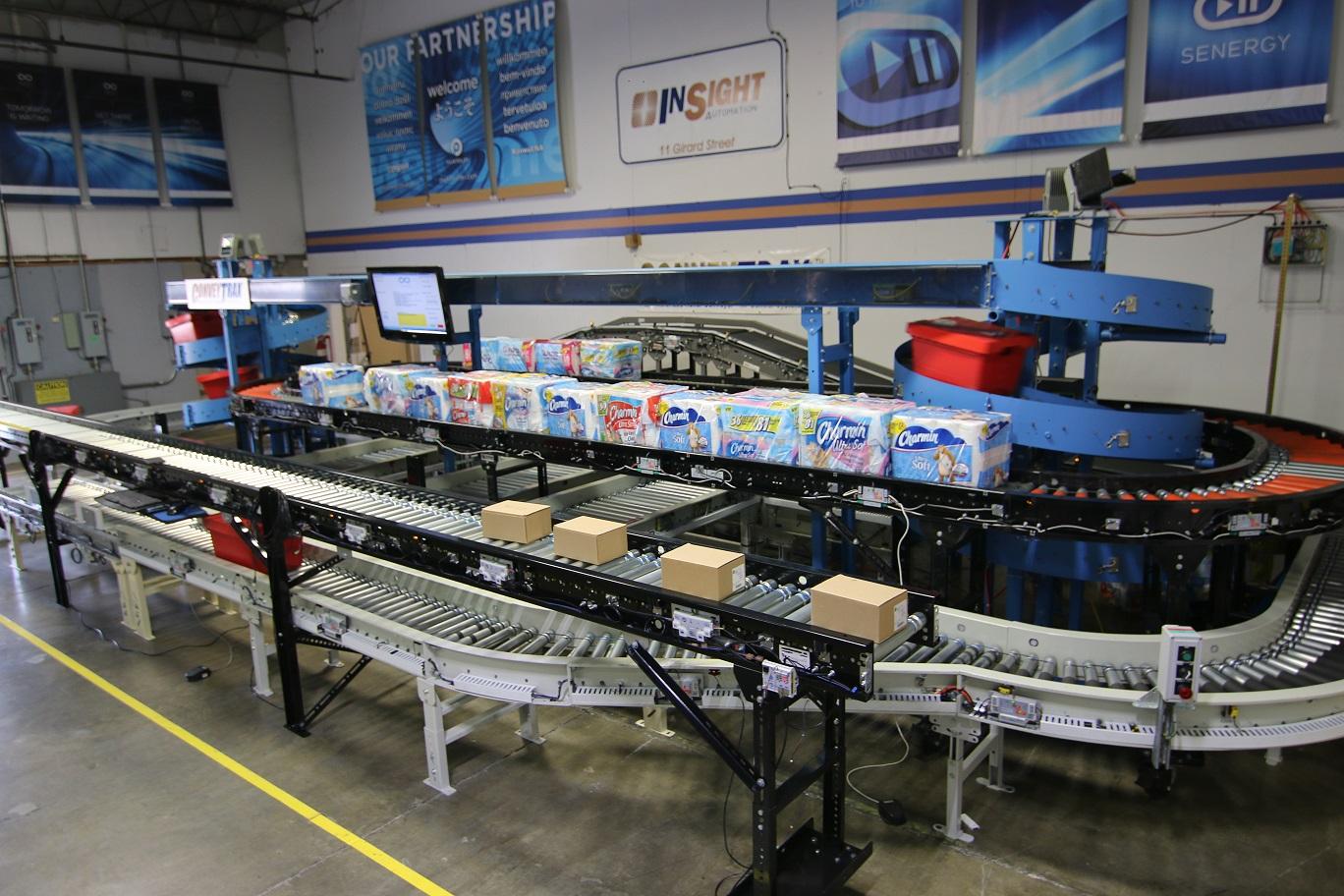 Insight Automation Conveyor Systems
